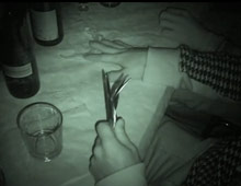Student Project – Dinner In The Dark